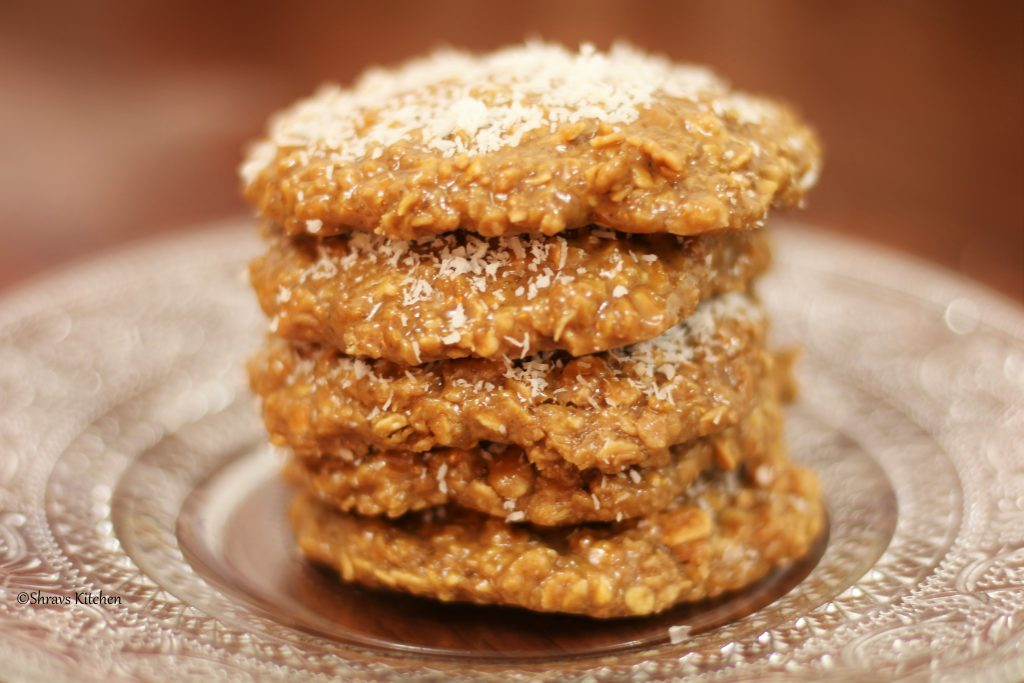 nutella cookies / oats cookies / no bake cookies