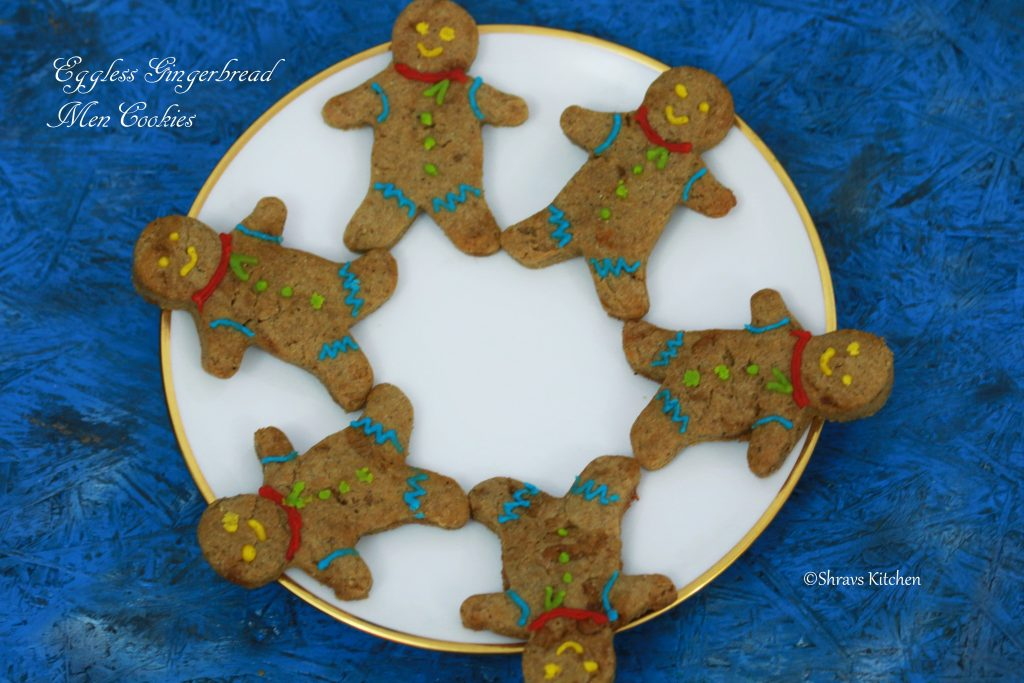 Gingerbread men cookies / Christmas cookies
