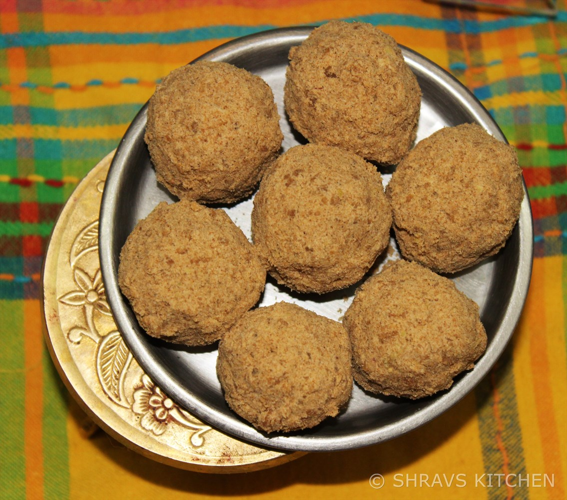 Wheat Ladoo Recipe In Tamil - Wheat Photos and Descriptions